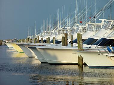 Maritimo Yachts Photo Description